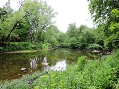 Little Beaver Creek in Beaver Creek State Park, Ohio